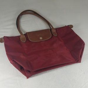 Longchamp small le pliage tote bag